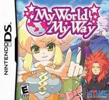 My World My Way (Nintendo DS)